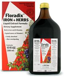 Floradix dosage